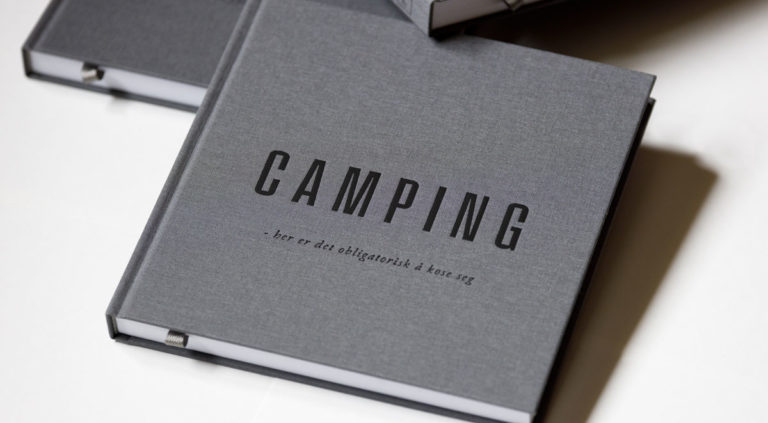 Cover campingbok
