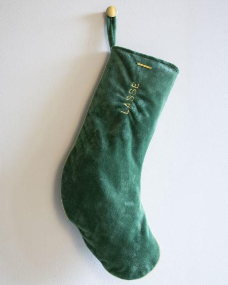jule sokk-groenn