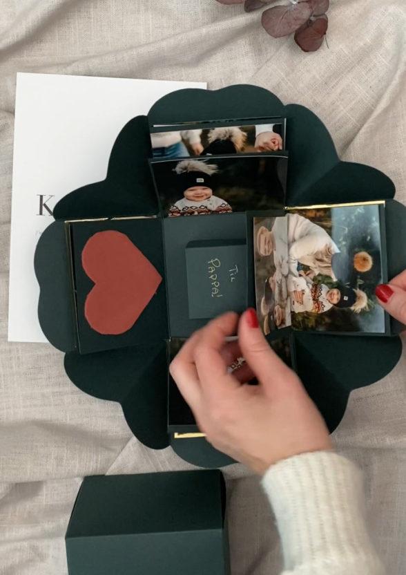 Tips til dekorering av gaveeske