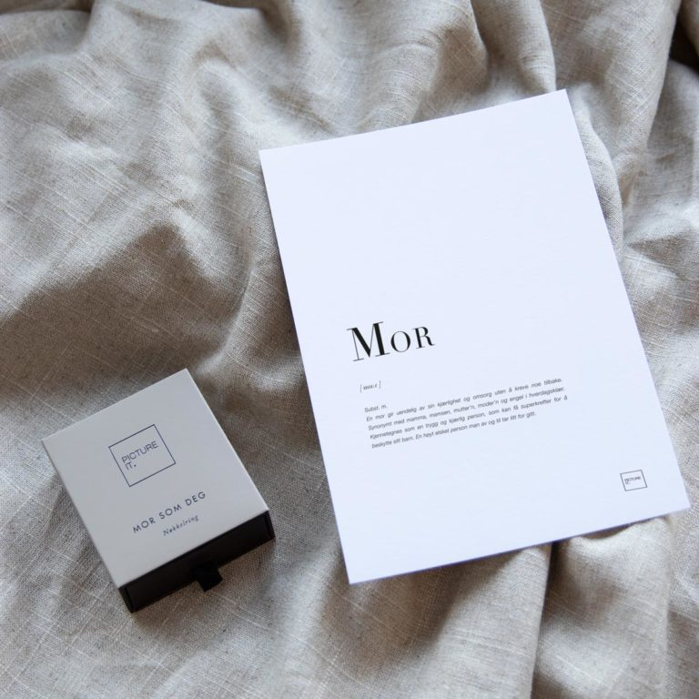 Mor + kort