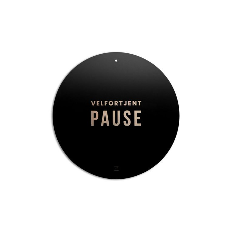 Pause skilt
